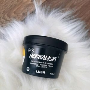 Lush Herbalism Face & Body Cleanser 100g